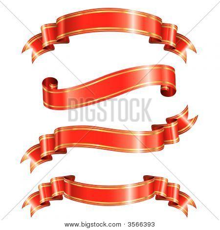 Elegance Ribbon Banner