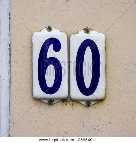 Nr. 60