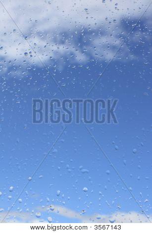 Gotas de una lluvia