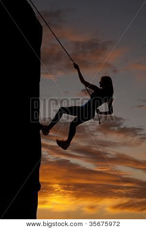 Climb Sunset