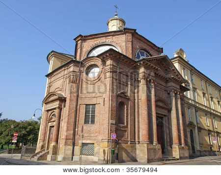 San Michele Church, Turin