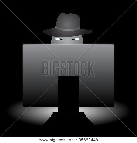 Internet Evil Scheme