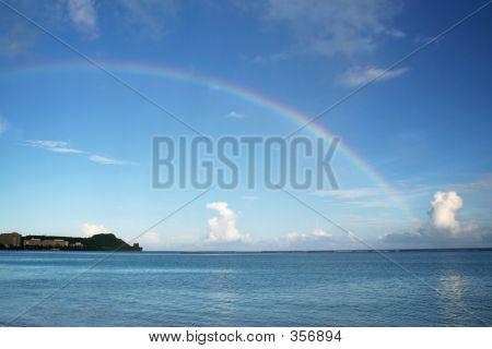 Rainbow Guam
