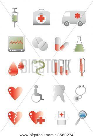 Medik Icons