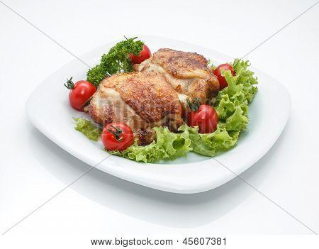 Chicken Dish.