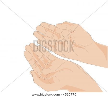 Vectorized Hands