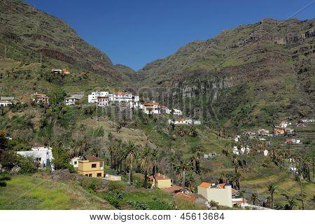 Beautiful Valle Gran Rey