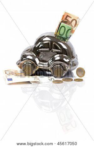 european coins and bank notes