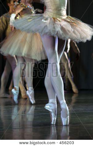 Ballett-Schönheit