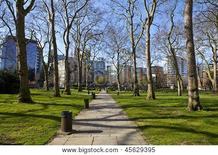 Paddington Green In London