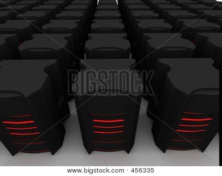 Negro Hosting servidores