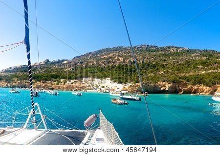 Cala Granara, Sardinia, Italy