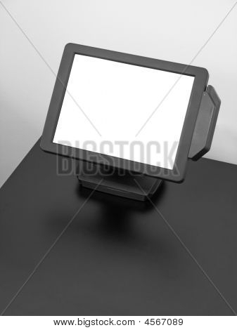Touch-screen Lcd Display