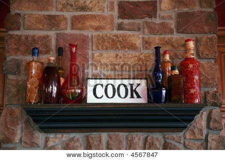 Cook Sign