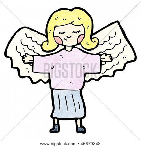 everyday angel cartoon
