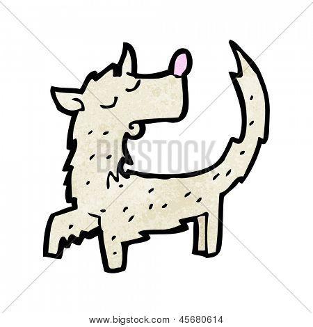 scruffy little dog cartoon