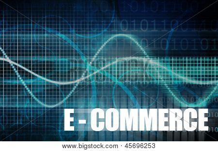 E-Commerce or Electronic Commerce as a Concept