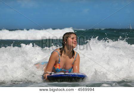 Bodyboarding Fun