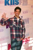 LOS ANGELES - MAY 11:  Tyler Posey attend the 2013 Wango Tango concert produced by KIIS-FM at the Ho
