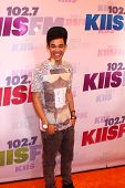 LOS ANGELES - MAY 11:  Roshon Fegan attends the 2013 Wango Tango concert produced by KIIS-FM at the