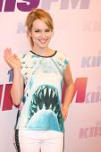 LOS ANGELES - MAY 11:  Bridgit Mendler attends the 2013 Wango Tango concert produced by KIIS-FM at t