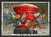 UK - CIRCA 1983: A stamp printed in UK shows image of The