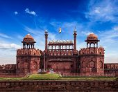 picture of mughal  - India travel tourism background  - JPG
