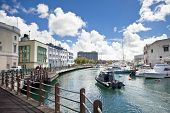 image of marina  - downtown marina of Bridgetown - JPG