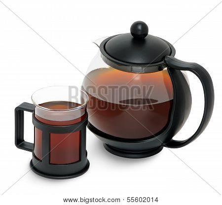 Fresh Tea Of Birch Chaga Mushroom ( Inonotus Obliquus )