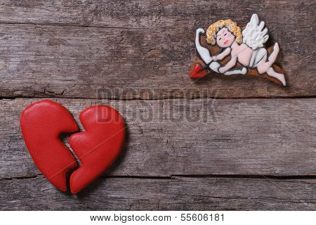 Biscuits Cupid And A Broken Heart