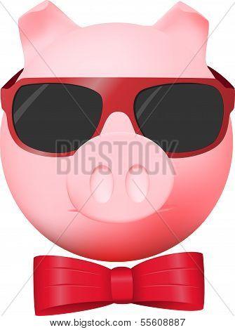 Civil Pink Pig