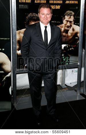 "NEW YORK-DEC 16: Actor Todd Truly attends the world premiere of ""Grudge Match"" at the Ziegfeld Theatre on December 16, 2013 in New York City."