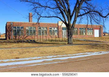 Abandoned School