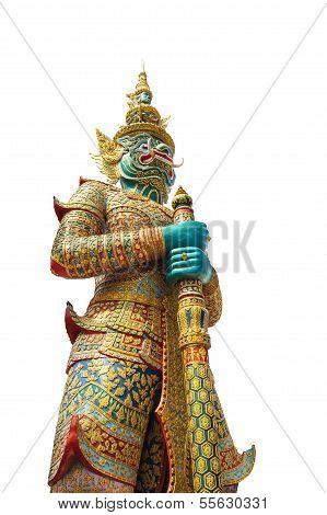 Ravana Giant Statue