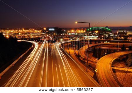 Seattle At Light Speed