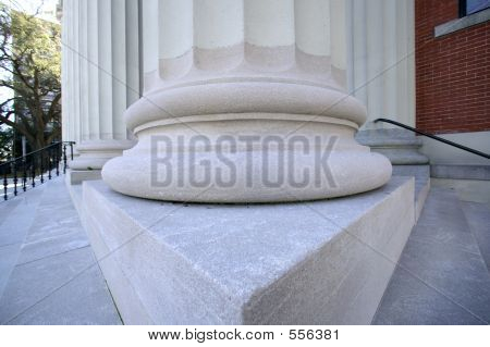 Cathedral Column Base