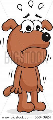 Dog Crying
