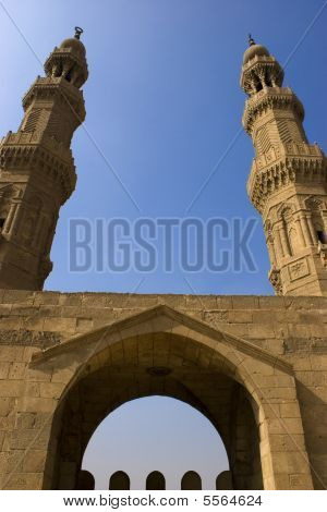 The Minarets Of Zuweila
