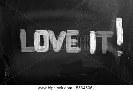 Love It Concept