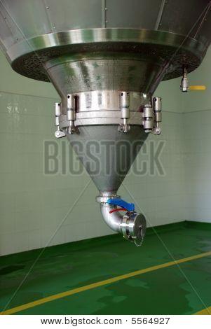 Brewery Tank.