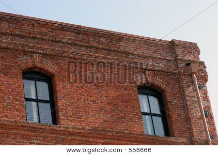 Brick Building 2