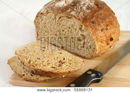 Malted Wholemeal Loaf