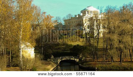 Pavlovsky Park Panorama