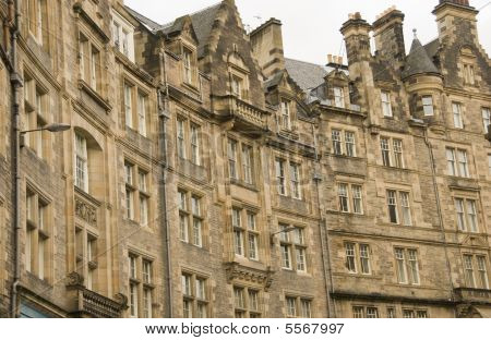 Old Edinburgh, Scotland