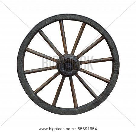 Carriage Wheel