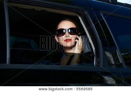 Business In Limo