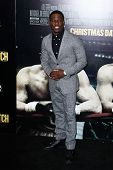 NEW YORK-DEC 16: Actor Kevin Hart attends the world premiere of