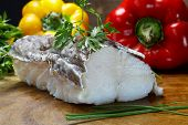 picture of cod  - cod food - JPG
