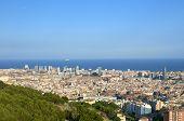������, ������: Barcelona Skyline