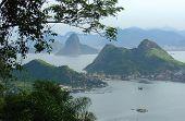 Rio De Janeiro City View poster
